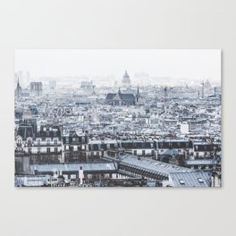 Rooftops - Architecture, Photography Canvas Print