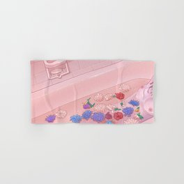 Flower Bath 9 Hand & Bath Towel