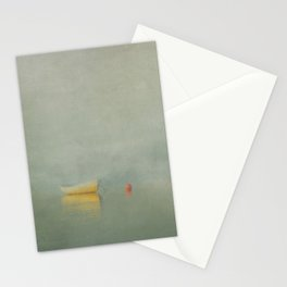 Lost in the Fog Stationery Cards
