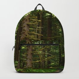 On A Road To The Rainforest Backpack