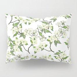 April blooms(Dogwoods) Pillow Sham
