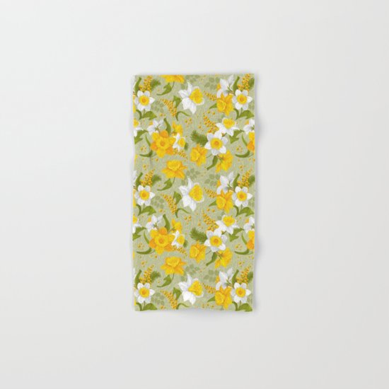 Spring in the air #14 Hand & Bath Towel