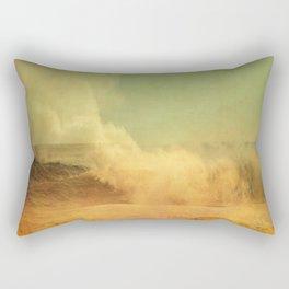 I dreamed a storm of colors Rectangular Pillow