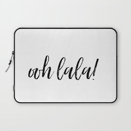 ooh lala! Laptop Sleeve