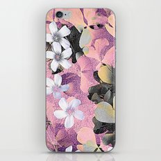 Lucky clover pink iPhone & iPod Skin