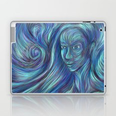 frozen fire Laptop & iPad Skin