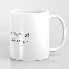 Lavender Watercolor Coffee Mug