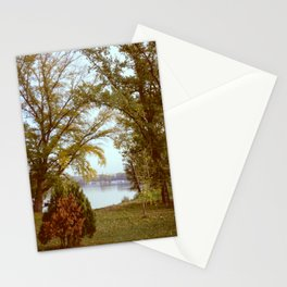 Autumn in Belgrade Stationery Cards