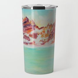 Broken Top Lake Travel Mug