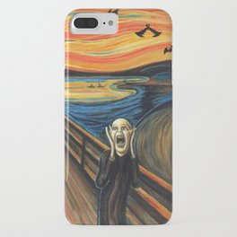The Shriek iPhone Case