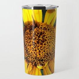 Horicon Marsh Sunflower Travel Mug