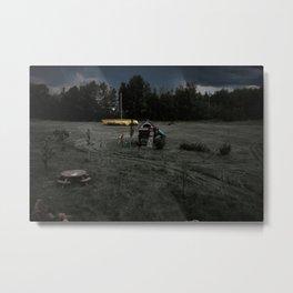 land legs Metal Print