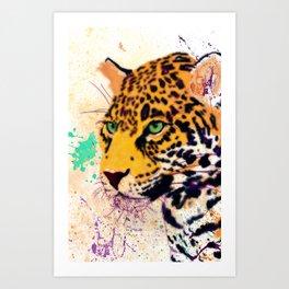 L E O . N I S T I C Art Print