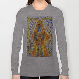 Mayan heaven Long Sleeve T-shirt