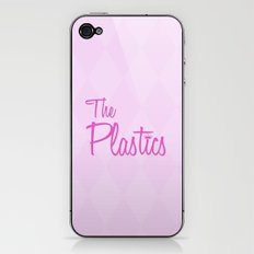 The Plastics - from the movie Mean Girls iPhone & iPod Skin