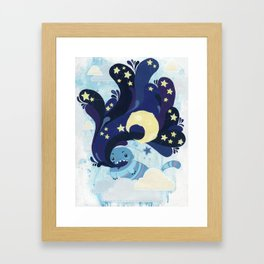 Nightmaker Framed Art Print