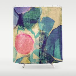 Bola de Gude Shower Curtain
