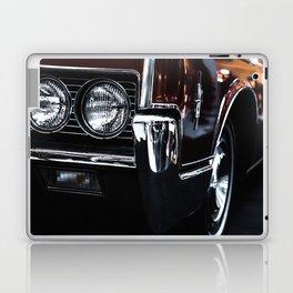 Car headlight 4 Laptop & iPad Skin
