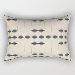 Diamond Stripes Rectangular Pillow