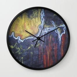 Impulsive: Playing with Fire Wall Clock