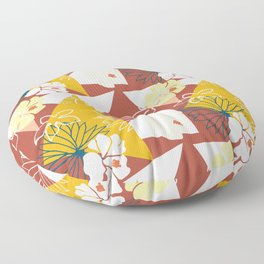 TROPICAL FEELING COLECTION Floor Pillow