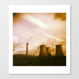 Superpowers Canvas Print