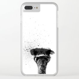 Taboo Clear iPhone Case