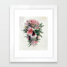 Momento Mori Rev Framed Art Print