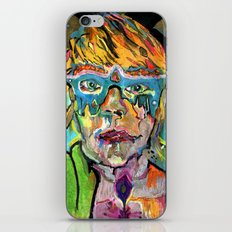 Uranium Girl iPhone & iPod Skin