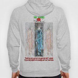 The Thin Man story by Two Sentence Horrors Hoody