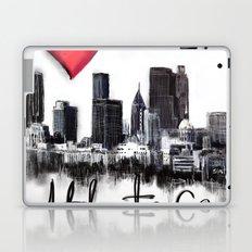 I love Atlanta Laptop & iPad Skin