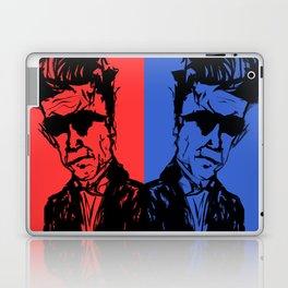David Lynch Twins Laptop & iPad Skin