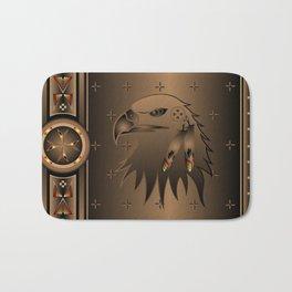 Eagle Nation Bath Mat