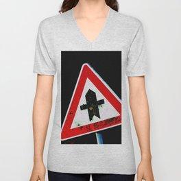 Crossroad Unisex V-Neck