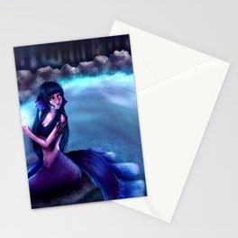 Mermaid Hinata Stationery Cards