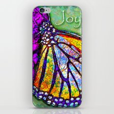 Butterfly Miracle iPhone & iPod Skin