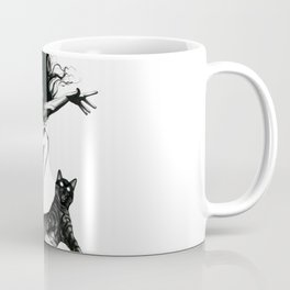 Don´t touch my pussy Coffee Mug