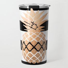 Pineapple Vibes Travel Mug