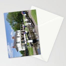 Stenson lock waiting Stationery Cards