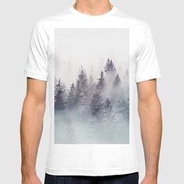 Winter Wonderland - Stormy weather T-shirt
