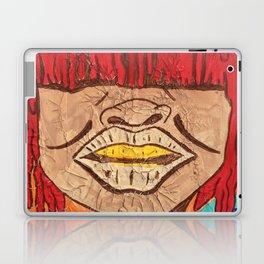 Tribe Woman of Harama Laptop & iPad Skin