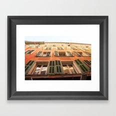 Nice France 5972 Framed Art Print