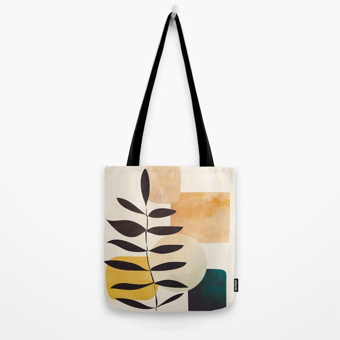 Abstract Elements 20 Tote Bag