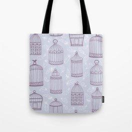 Birdcages Tote Bag