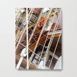 SPANISH ROYAL NAVY 3 Metal Print