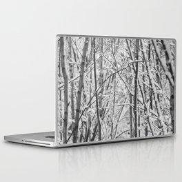 Woodland snow Laptop & iPad Skin