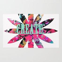 Create. Rug