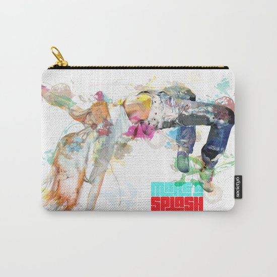 Make a splash! Carry-All Pouch