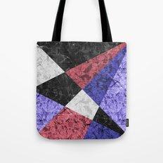 Marble Geometric Background G435 Tote Bag