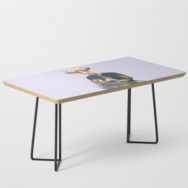 Goat Musician Coffee Table